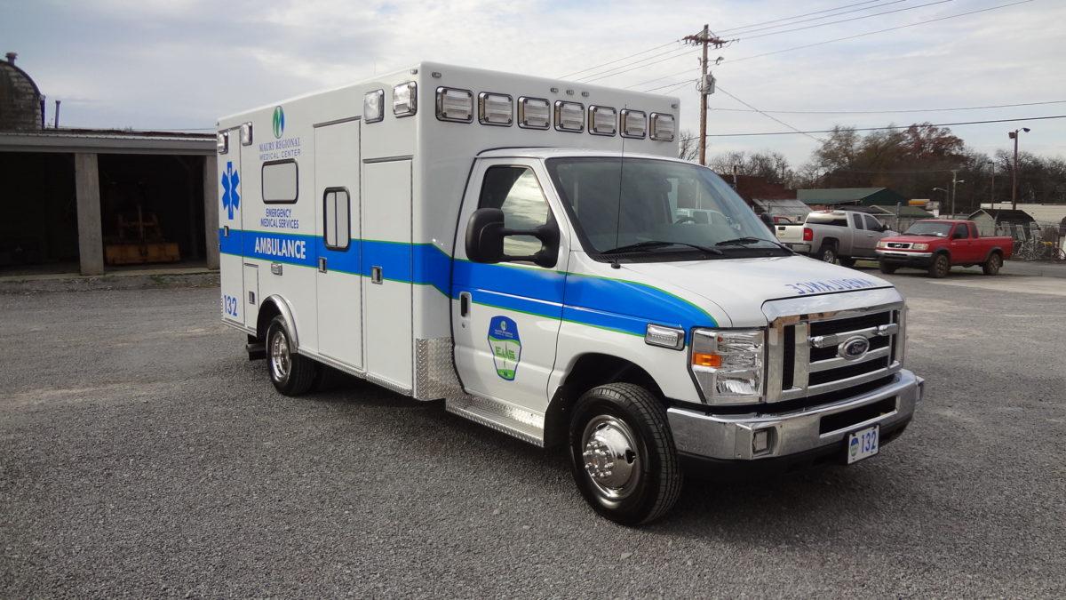 remount select tech ambulances llc